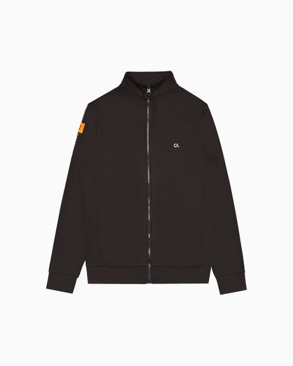 CALVIN KLEIN STATEMENT ESSENTIALS TRACK JACKET