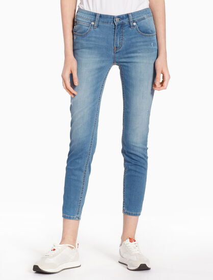CALVIN KLEIN 37.5 WOMEN BODY JEANS