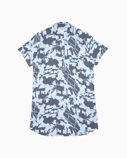 CALVIN KLEIN WOVEN VISCOSE ナイトシャツ