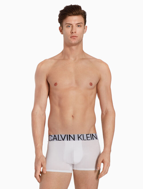 CALVIN KLEIN CK ID STATEMENT COTTON TRUNKS