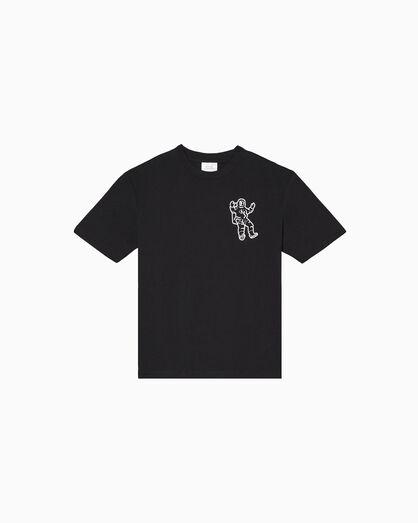 CALVIN KLEIN 그래픽 프린트 티셔츠