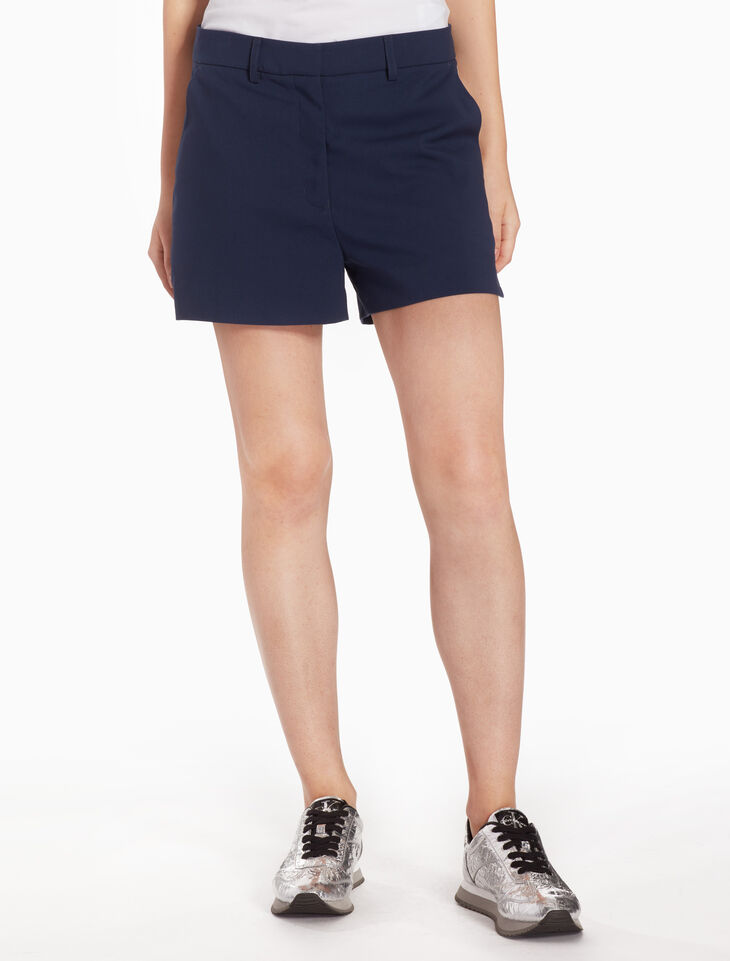 CALVIN KLEIN WOVEN SIDE STRIPE SHORTS