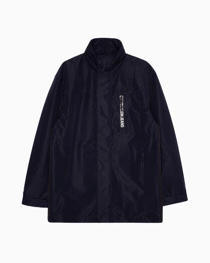 CALVIN KLEIN 미드 렝스 언패드 재킷