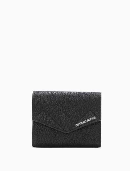 CALVIN KLEIN MEDIUM TRIFOLD WALLET