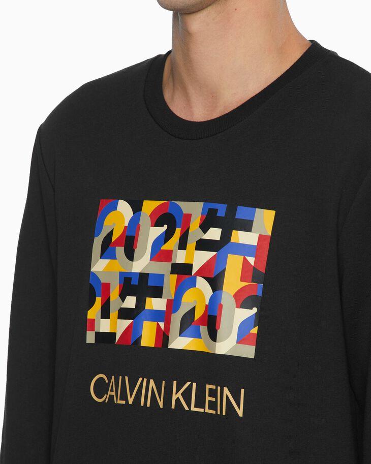 CALVIN KLEIN YEAR OF THE OX SWEATSHIRT