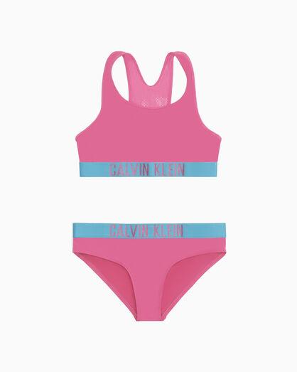 CALVIN KLEIN GIRLS 無鋼圈泳衣組
