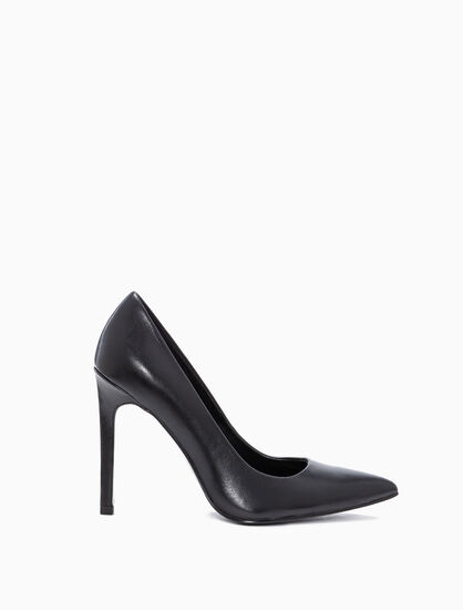 CALVIN KLEIN PAIGE STILETTO PUMPS