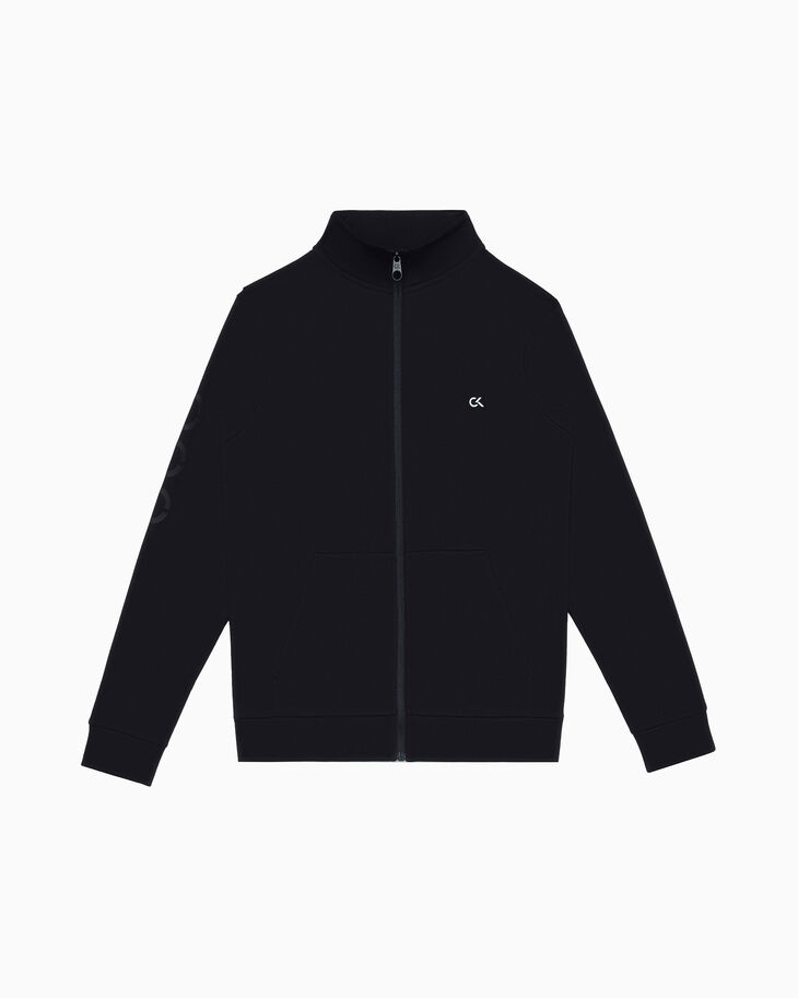 CALVIN KLEIN STATEMENT ESSENTIALS FLEECE JACKET