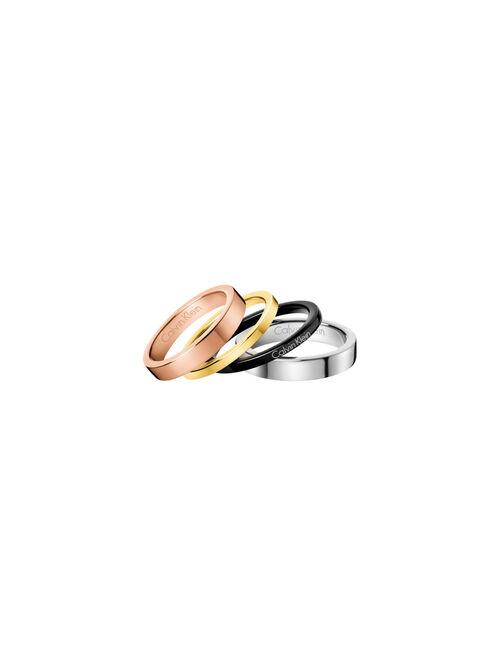CALVIN KLEIN Gorgeous RING SET