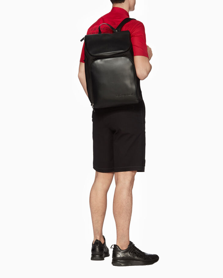 CALVIN KLEIN SLANTED BACKPACK