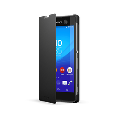 Style Cover Stand SCR48 for Xperia M5 (Black)