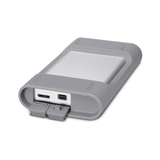 HDD Portable Storage Drive - 2TB with Thunderbolt