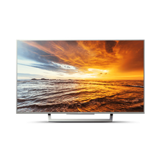 "43"" X8000D 4K HDR TV (Silver)"
