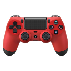 PlayStation4 Dual Shock Wireless Controllers (Red)