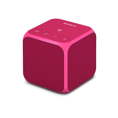 Mini Portable Wireless Speaker with Bluetooth (Pink)