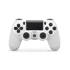 PlayStation4 Dual Shock Wireless Controllers (White)