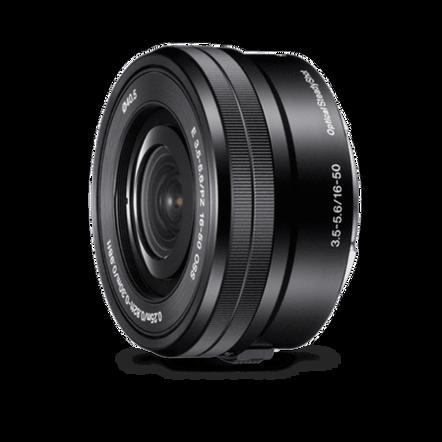 E-Mount PZ 16-50mm F3.5-5.6 OSS Lens