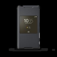 Smart Cover Stand SCR42 for Xperian Z5 (Graphite Black)