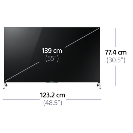 how to turn on jhdr sony 4k tv